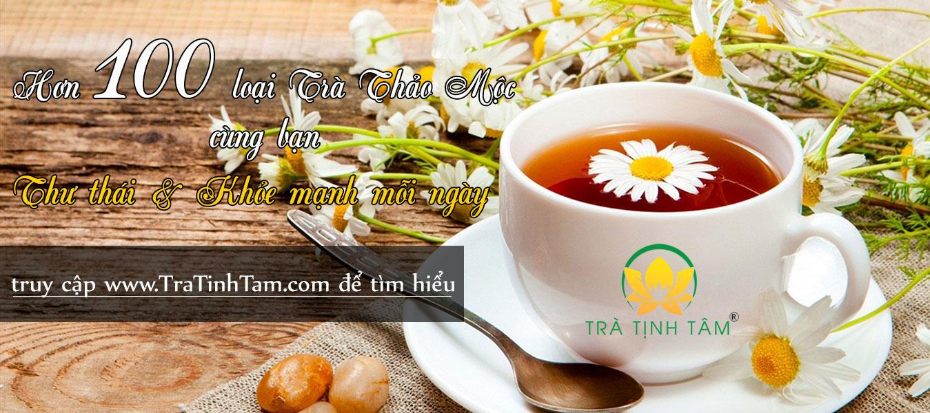 Các loại trà thảo mộc