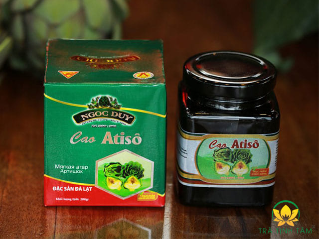 Cao Atiso Ngọc Duy 200g