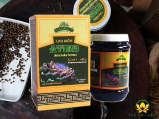 Cao Mềm Atiso Ngọc Duy hộp 500g