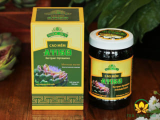 Cao mềm Atiso Ngọc Duy hộp 1kg (Cao cấp)