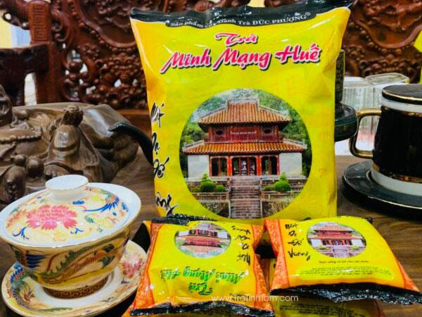 Trà Minh Mạng Huế